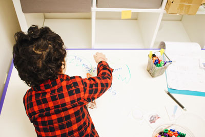 ABA autism treatment for kids in Redmond